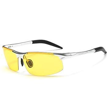 APJJ HD Gafas De Conducción Nocturna Gafas Antideslumbrantes Deportivas Polarizadas para La Noche Lluvia Niebla Nieve