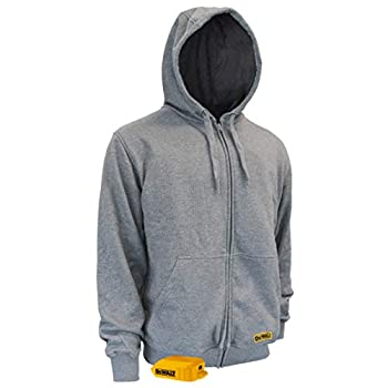 Image of Active Hoodies DEWALT DCHJ080B Heated Hoodie