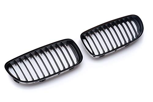 Shiwaki 2Pcs Radiator Cooler Grille Guard Cover For BMW R1200GS GSA ADV LC WC 13-17
