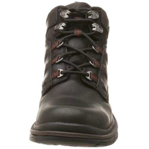 ae2497a9d2188 Clarks Mens Ash Black Size: 7.5 UK: Amazon.co.uk: Shoes & Bags