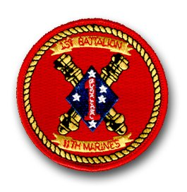 FIRST BATTALION ELEVENTH MARINES 3