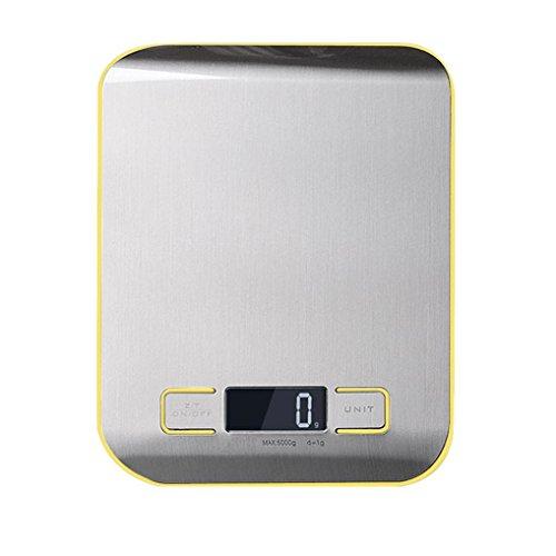 Price comparison product image USSay ETohio Digital Multifunction Food Kitchen Scale 11lb, 5kg