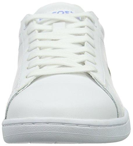 Carnaby Wei S216 Wht Evo Donna 3 Blu Sneaker Lacoste Akg vqZdv