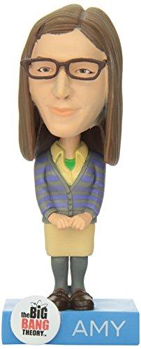 Funko Big Bang Theory: Amy Farrah Fowler Wacky Wobbler]()