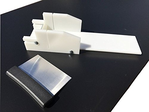 Lot of 2 HDPE Soap Loaf Making Molds and Soap Cutter 3-4 lb ea. Outlast Silicone by GameDay Display by GDD (Image #3)