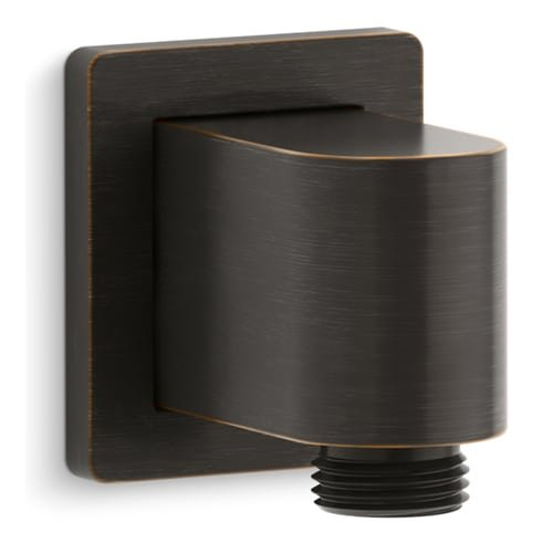 Kohler K-98350-2BZ Awaken K-98350-2Zb Wall-Mount Supply Elbow Oil-Rubbed Bronze by Kohler
