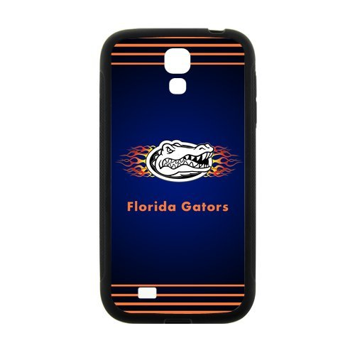 Generic Custom Unique Design NCAA University of Florida Gators Team Logo Plastic and TPU Case Cover for SamSungGalaxyS4 I9500 (Laser Technology) (Note 3 Manchester United Case)