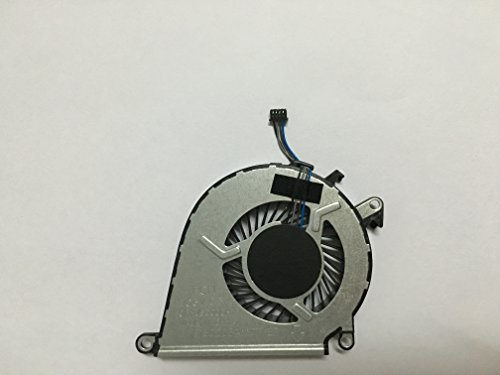 HK-part Replacement Fan for HP Omen 15-AX 15-AX000 15-AX100 15-AX200 15-AX020CA 15-AX033DX 15-AX101TX15-AX243DX Series Cpu Cooling Fan P/N 858970-001 by sywpart (Image #1)