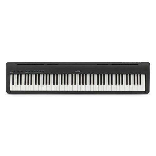 Piano digital portátil Kawai ES110 negro