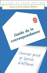 Guide de la correspondance