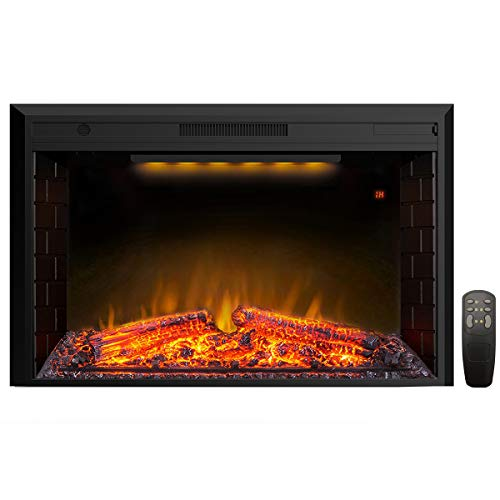 Valuxhome Electric Fireplace 43