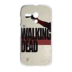The Walking Dead Poster Artwork Motorola G Cell Phone Case White Pretty Present zhm004_5999803