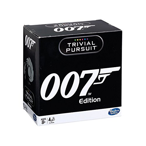 James Bond 007 Trivial Pursuit Game
