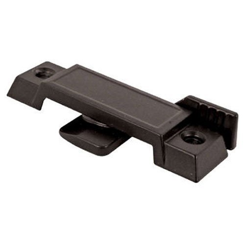 Slide-Co 171949 Window Sash Lock, Cam Action, 3/8-inch Tongue, Black by Slide-Co