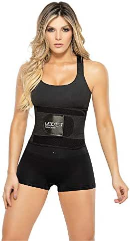 ANN CHERY 2051 Latex Fit Women Waist Trimmer Belt for Weight Loss Lumbar Support