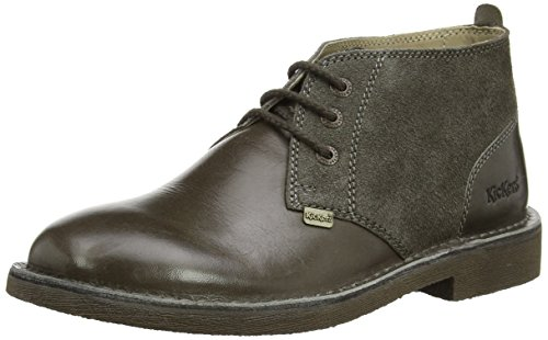 Kickers Legendry Deset Lthr Am, Men's Desert Boots Brown (Dark Brown)