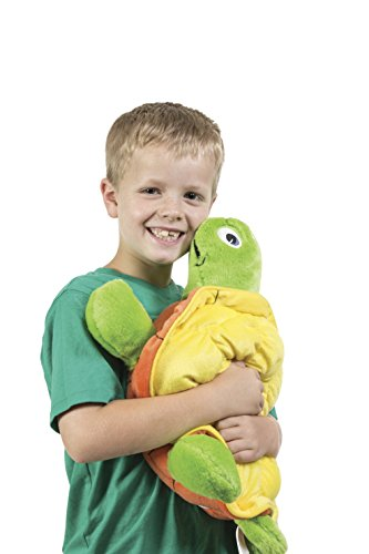 Sensation Products Giant Vibrating Turtle - 19 x 18