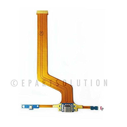 ePartSolution-Samsung Galaxy Note 10.1 Tablet SM-P600 Charging Port Flex Cable Dock Connector USB Port Repair Part USA Seller