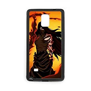 Bleach Snap On TPU Cover Protector For Galaxy Note 4(Laser Technology), Silicone Samsung Galaxy Note 4 Case