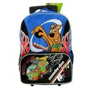 Scooby Doo Rolling Backpack Mystery Machine by Scooby - Scooby Doo Furniture