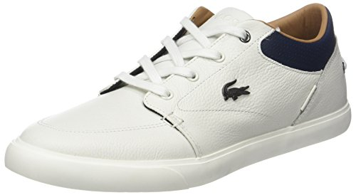 Lacoste nvy 118 Blanc Baskets Homme 1 Bayliss Cam off Wht r6z7wRrq