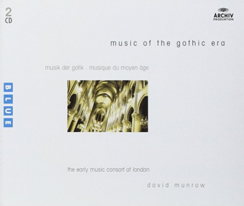 Music Of The Gothic Era (2 CD)