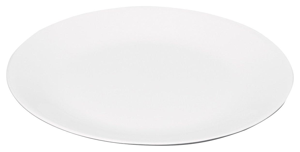 Bo-Camp 6181144/plato de cena gris 25,7/cm