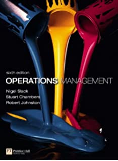 Slack operations management 7th edition myomlab pack 7th edition operations management with myomlab 6th edition fandeluxe Gallery