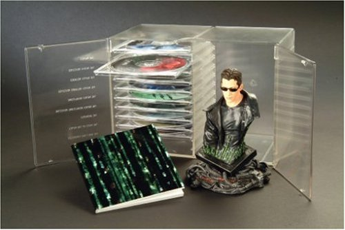 The Ultimate Matrix Collection [Alemania] [DVD]: Amazon.es: Keanu Reeves, Carrie-Anne Moss, Laurence Fishburne, Keanu Reeves, Carrie-Anne Moss, Andy Wachowski, Joel Silver, Lana Wachowski: Cine y Series TV