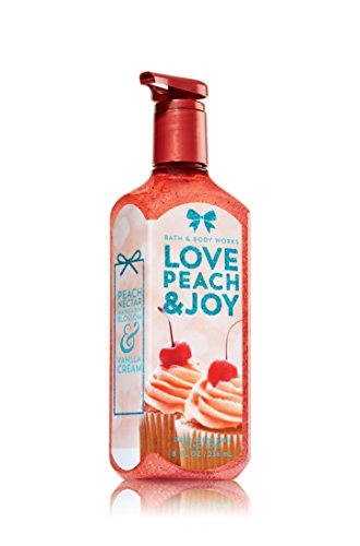 Bath & Body Works Anti-bacterial Deep Cleansing Hand Soap Love Peach & - Soap Ab Hand
