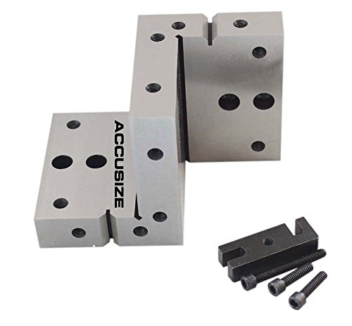 AccusizeTools - COMPOUND ANGLE PLATES, (Precision Angle Plates)