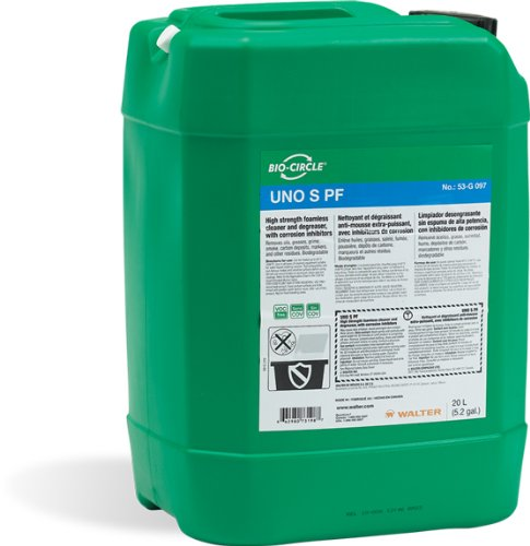Bio-Circle 53G097 UNO S PF, 20L by Bio-Circle