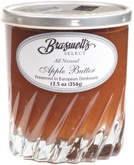 Apple Butter Muffins - Braswell's Apple Butter - One 13oz Jar