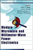 img - for Modern Microwave and Millimeter-Wave Power Electronics book / textbook / text book