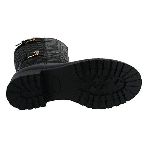 Spring Step Womens Sauna Rain Boot Black 23x79