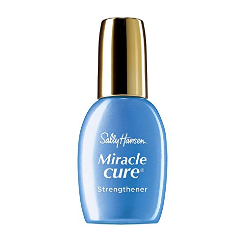 Sally Hansen Miracle Cure Strengthener Clear 0.45 Ounce (13.3ml)