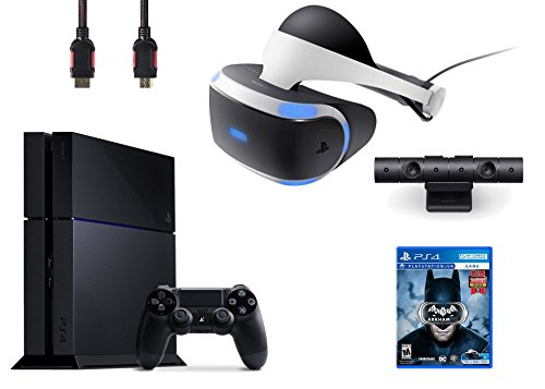 PlayStation-VR-Bundle-4-ItemsVR-HeadsetPlaystation-CameraPlayStation-4VR-Game-Disc-Batman-Arkham-VR