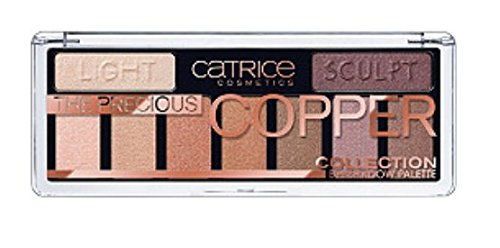 Catrice Cosmetics The Precious Copper Eyeshadow ...