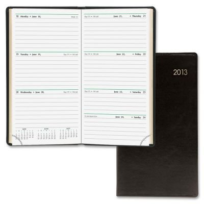 DTM13551 - DAYTIMER'S INC. Day-Timer Slim Weekly Appointment Planner