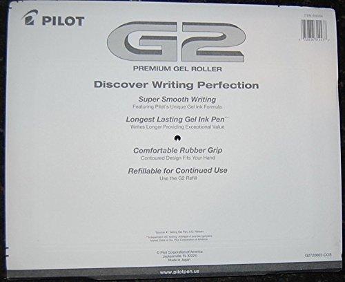 Pilot G2 Assorted Colors Gel Pen 20 Count by Pilot (Image #1)