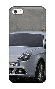 5574450K87652600 Excellent Iphone 5/5s Case Tpu Cover Back Skin Protector Alfa Romeo Giulietta 30