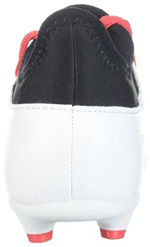 Adidas Jongens X 17,3 Fg J Voetbalschoen, Zwart / Zonne-rood / Zonne-oranje, 12 Medium Ons Klein Kind Grijs / Echte Koraal / Kern Zwart