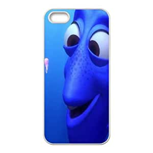 Finding Dory iPhone 5 5s Cell Phone Case White Vzuzy