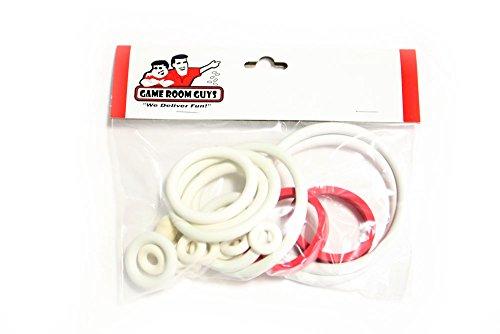 Game Room Guys Williams Roto Pinball Rubber Ring Kit -