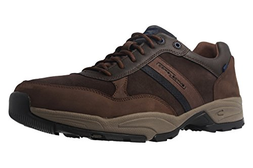 Cammello Attivo Herren Evolution 30 Sneaker Braun (espresso / Mocca / Navy 5)