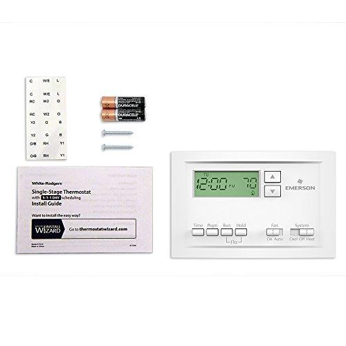 sensi thermostat wiring diagram emerson simple thermostat