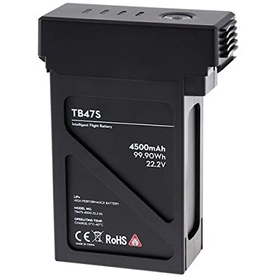 DJI TB47S Part09 4500mAh 22.2V Intelligent Flight Battery for Matrice 600 Hexacopter by DJI