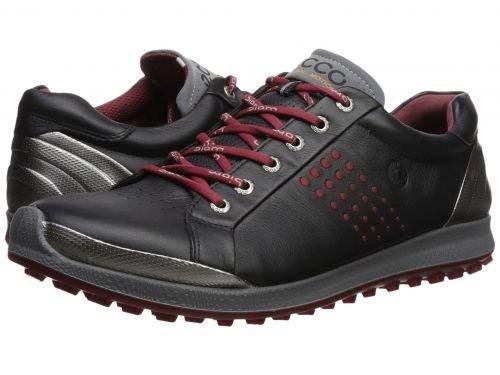 ECCO Golf(エコー ゴルフ) メンズ 男性用 シューズ 靴 スニーカー 運動靴 Biom Hybrid 2 Hydromax(R) - Black/Black [並行輸入品] B07BMK6J86