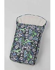 Nuvita 9705 Junior Trendy - Saco universal para sillas de paseo