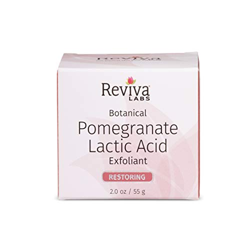 Reviva Labs Microdermabrasion Pomegranate Exfoliant Scrub, 2 ounce